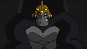 Gorilla Grodd(Earth-23)