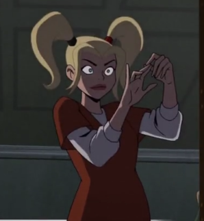 Harley Quinn (Batman vs. Teenage Mutant Ninja Turtles)