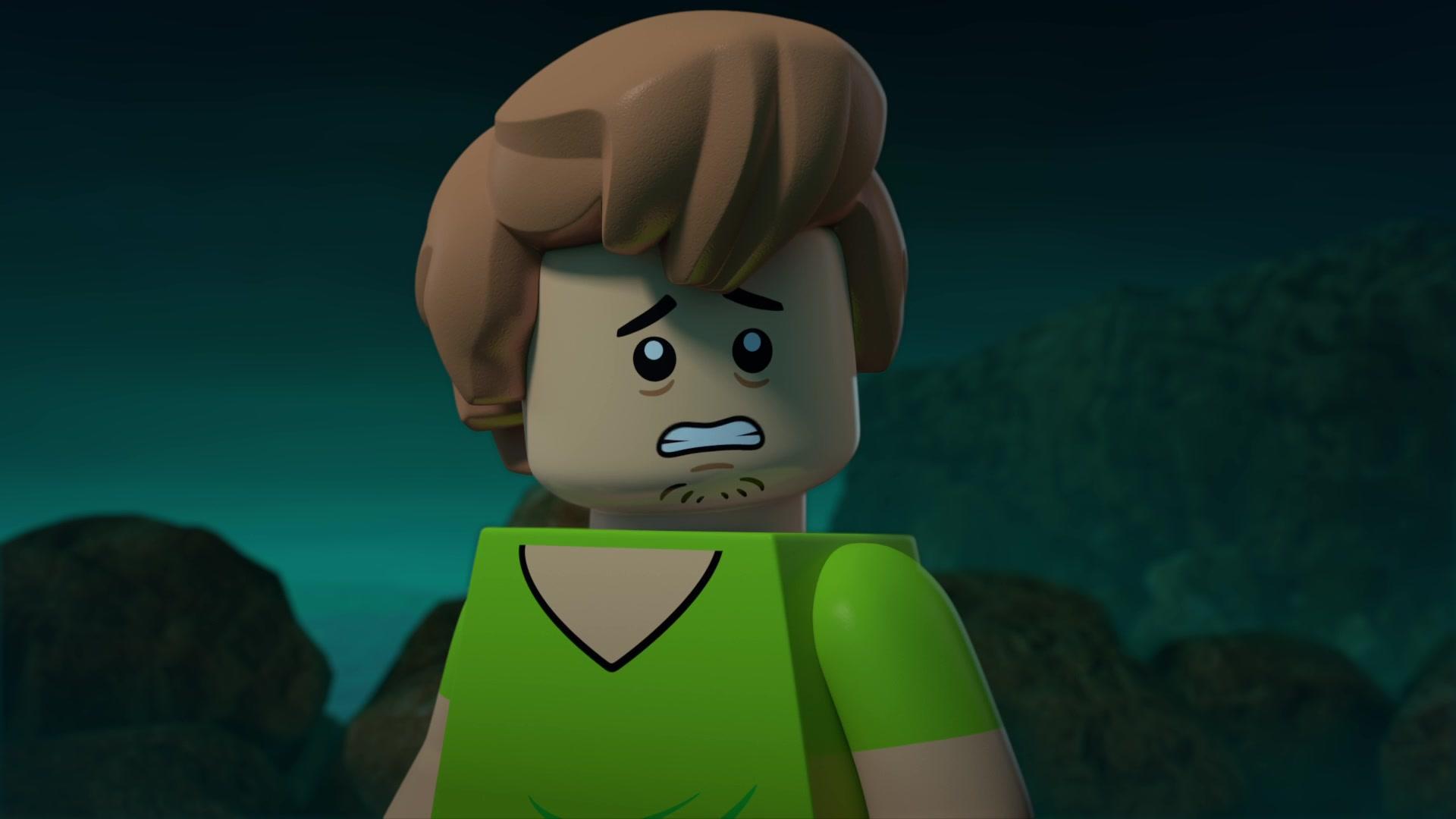 Shaggy Rogers(Lego)