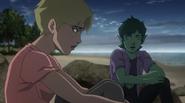 Teen Titans the Judas Contract (919)