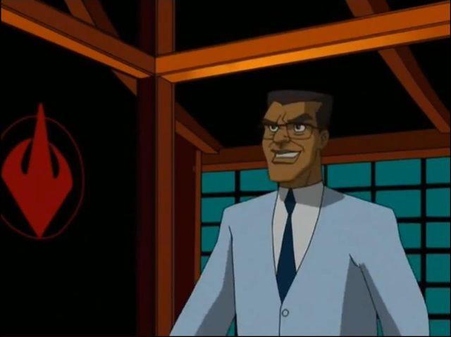Dr. Baxter Stockman