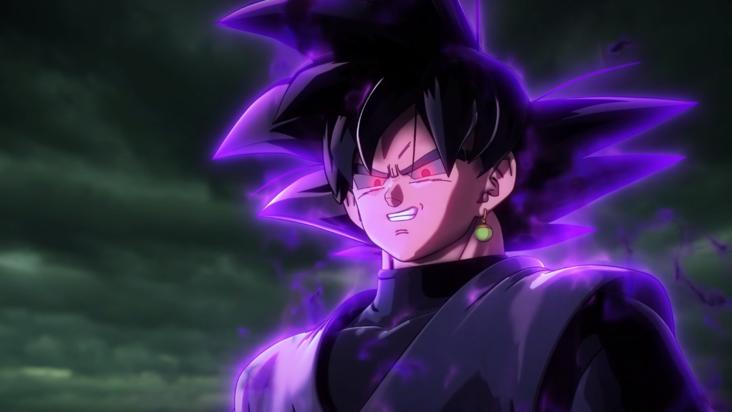 Goku Black (Xenoverse 2)