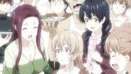 Food Wars! Shokugeki no Soma Season 3 Episode 13 1011