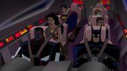 Justice League vs the Fatal Five 3084