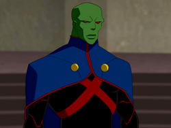 J'onn J'onzz(Martian Manhunter) (Earth-16)