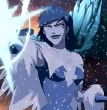 Crystal Frost(Killer Frost) (Earth-16)