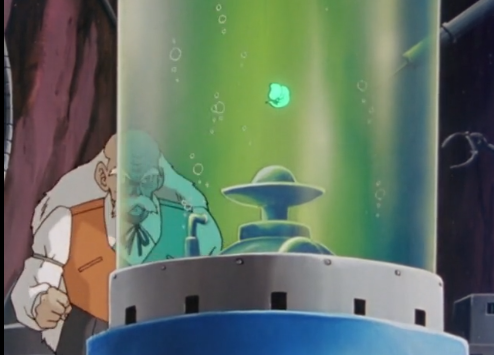 Dr. Gero (Android 20) (Cells Timeline)
