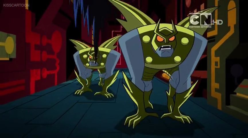 Parademon(Justice League Action)