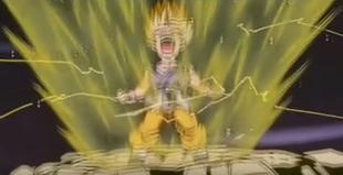 Super Saiyan 2 with Tail