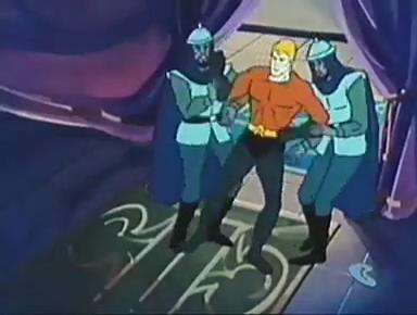 Arthur Curry(Aquaman) (Earth-1A)