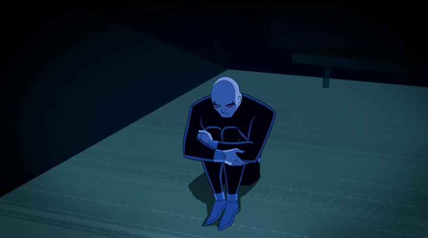 Blue Lex Luthor
