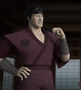 Hamato Yoshi(Master Splinter)