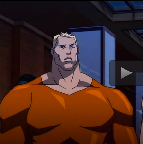 Arthur Curry(Aquaman) (Flashpoint Paradox Old Timeline)