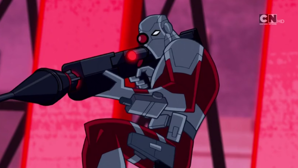 Floyd Lawton(Deadshot) (Justice League Action)