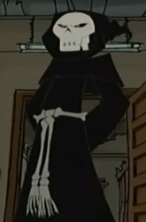 Marty the Grim Reaper