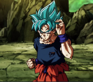 Image Goku Blue Super E123