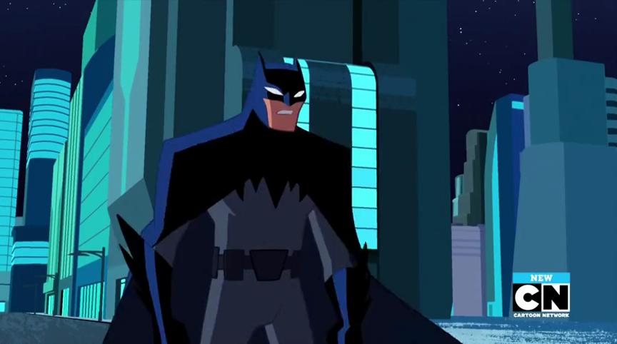 Apokolips Batman Robot