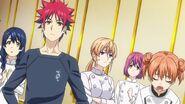 Food Wars! Shokugeki no Soma Season 3 Episode 15 0139