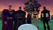 Justice League vs the Fatal Five 3824