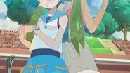 Pokemon Sun & Moon Episode 129 0327