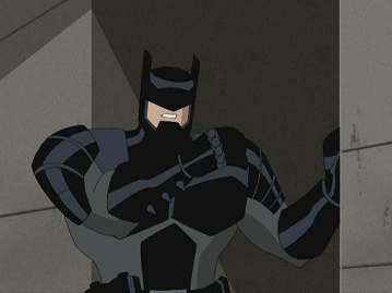 Bruce Wayne(Batman) (The Savage Time)