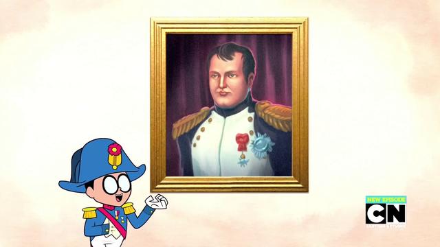 Napoléon Bonaparte (Teen Titans Go!)