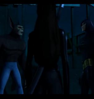 Dr. Kirk Langstrom(Man-Bat) (Beware the Batman)