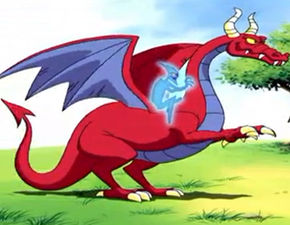 Dragon (Scooby-Doo and the Cyber Chase)
