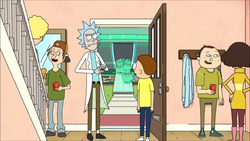 Rick Sanchez(Ricksy Business)