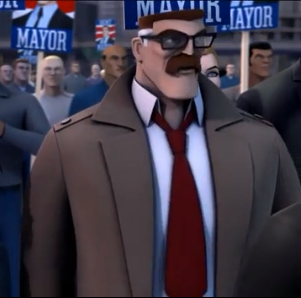 James W. Gordon(Beware the Batman)