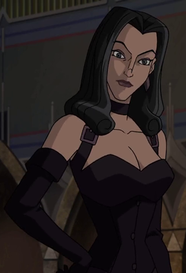 Selene Gallio(Black Queen)