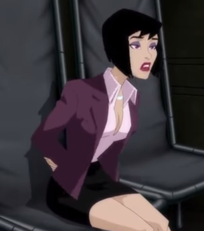 Lois Lane (Superman: Unbound)