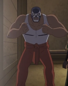 Bane (Batman vs. Teenage Mutant Ninja Turtles)