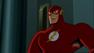 Barry Allen(Flash) (Brave and the Bold)