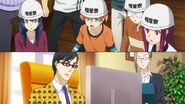 Food Wars! Shokugeki no Soma Season 3 Episode 8 1129