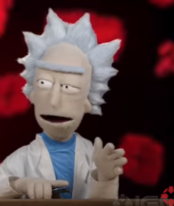 Rick Sanchez(IGN Dimension)
