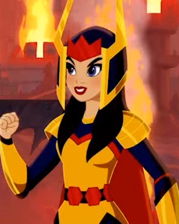 Big Barda(DC Super Hero Girls)