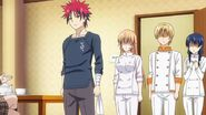 Food Wars! Shokugeki no Soma Season 3 Episode 19 0281