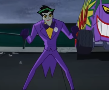 Joker (Justice League Action)