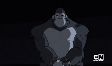 Gorilla Grodd(Justice League Action)