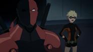 Teen Titans the Judas Contract (1081)