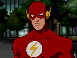 Barry Allen(Flash) (Earth-16)