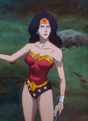 Diana Prince(Wonder Woman) (Flashpoint Paradox Old Timeline)