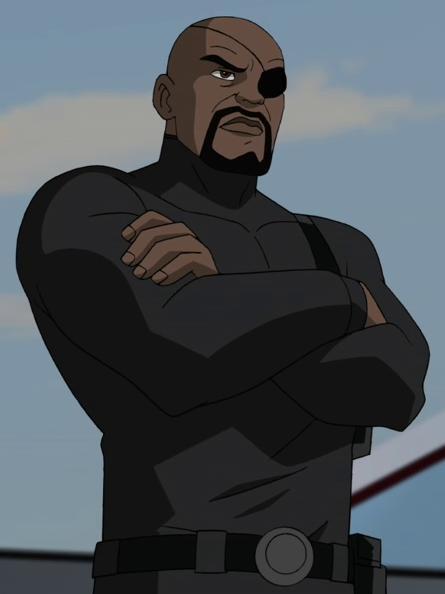 Director Nick Fury (Earth-12041)