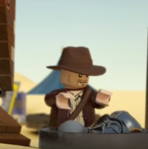 Indiana Jones(Lego)