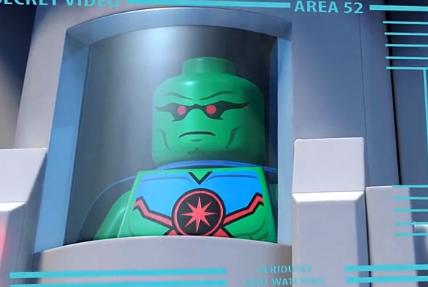 J'onn J'onzz(Martian Manhunter) (Lego Universe)