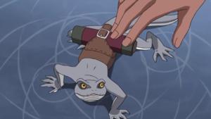 Messenger Lizard
