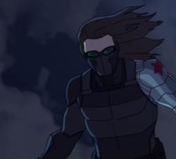 Bucky(Winter Soldier) (Earth-TRN123)