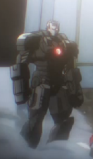 James Rhodes(War Machine) (Earth-101001)
