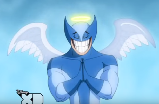 Angel Wolverine